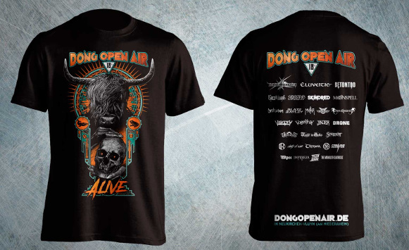Motto And Shirt Designs 2018 News Dong Open Air Metal Festival