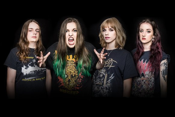 Sisters of Suffocation,  2021